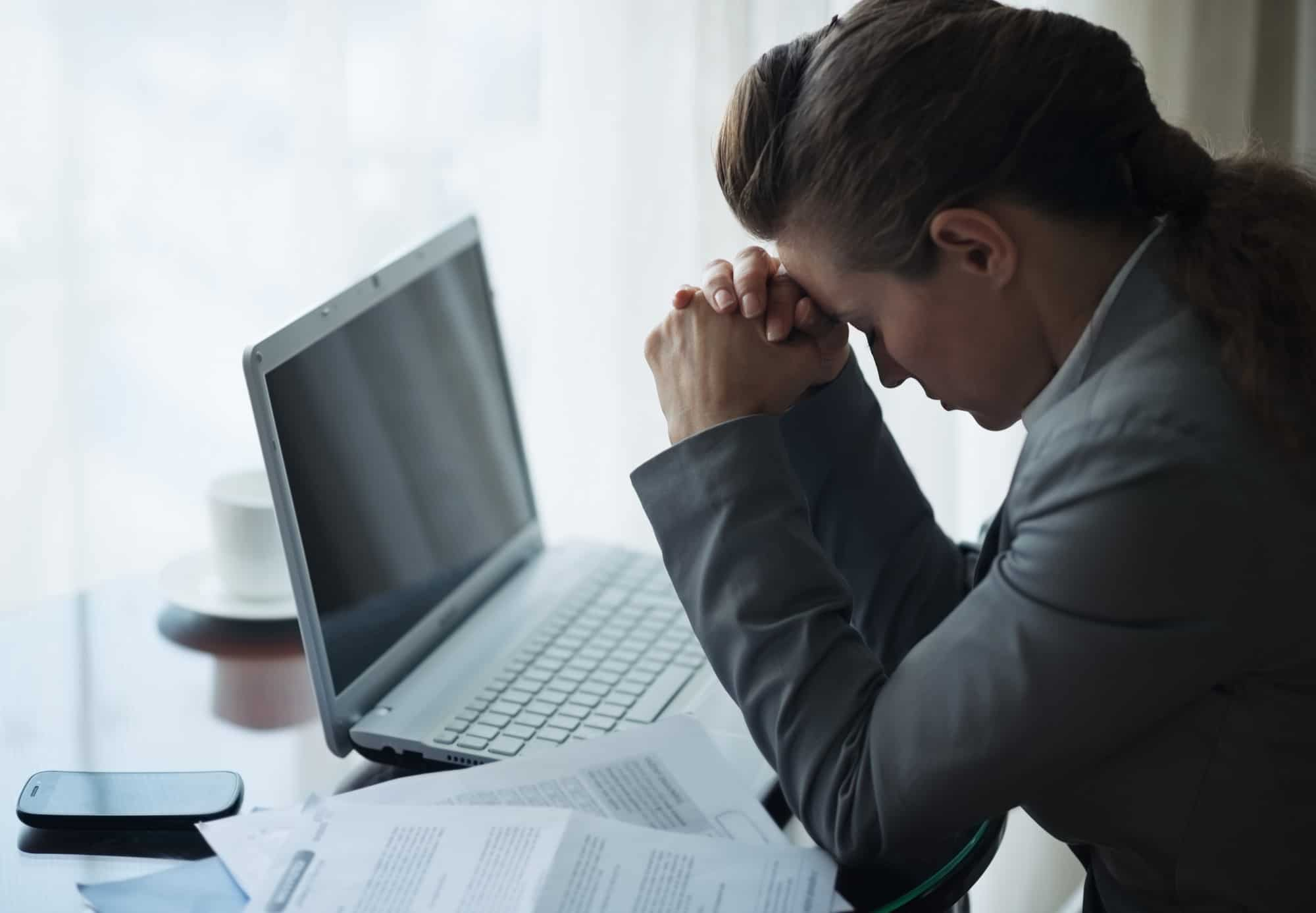 Chronic Stress at Work. Can It Cause Depression? | Manager Up